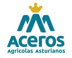 aceros asturianos logo principal color